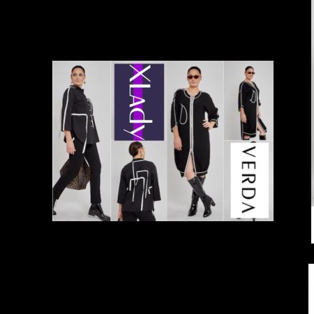 Новая коллекция бренда Verda в XLady